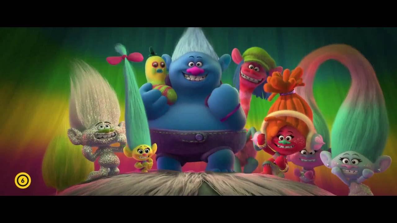 Trollok (Trolls) - Magyar szinkronos előzetes #2 (6)