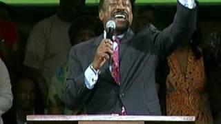Dr. Donald Parsons preaching @ Salem Bible Church