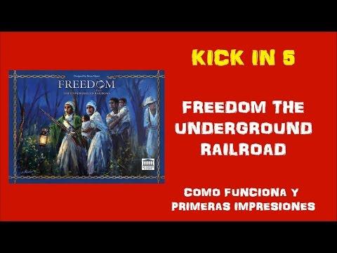 Kick In 5   Freedom   Cómo Funciona y Primeras Impresiones