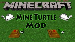 Mine turtle explosion - photo#50