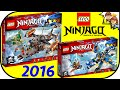 2016 LEGO Ninjago Set Pictures Revealed - BrickQueen
