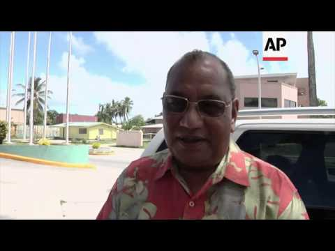 President of Marshall Islands says he hopes to meet Salvadoran sea survivor