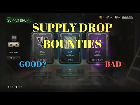 Modern Warfare Remastered - Supply Drop Bounties Explained
