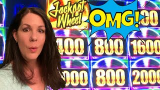 OMG BECKY!  Accidental MAX BET Pays Off with HUGE SLOT WIN! | Casino Countess