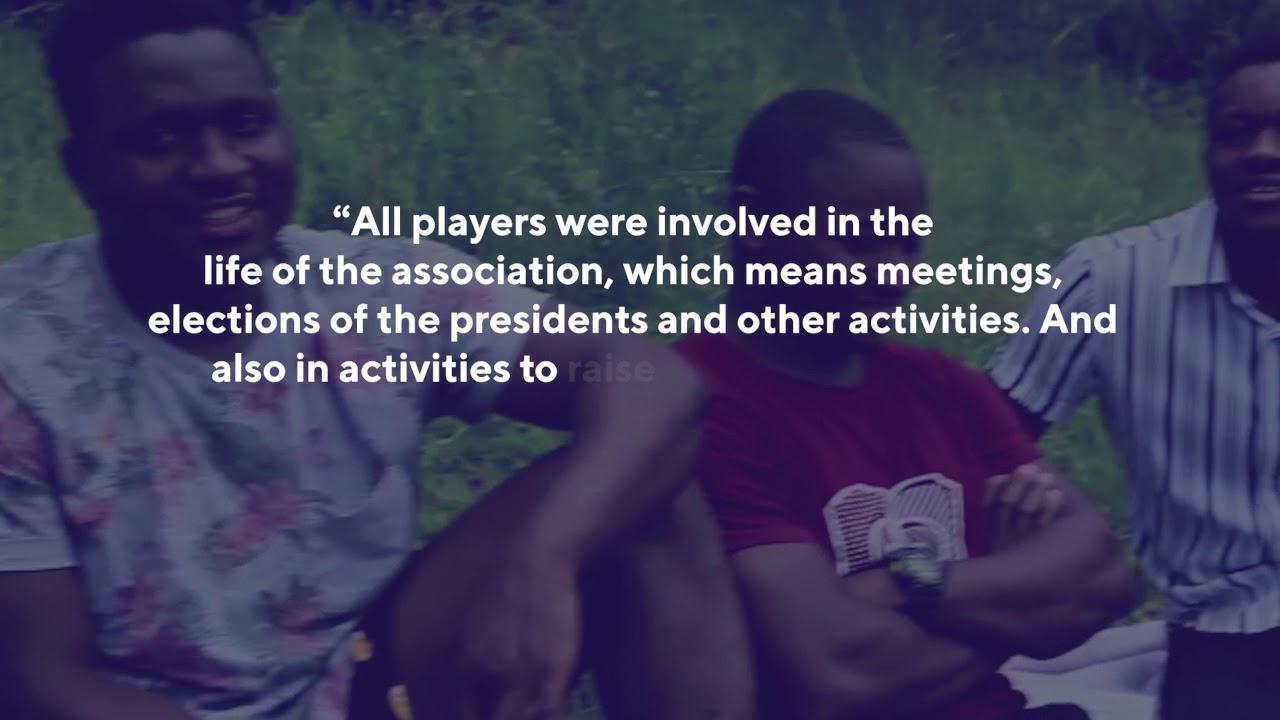 Integrar os refugiados pelo desporto