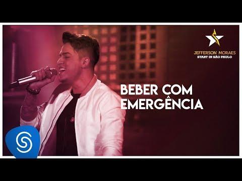 Beber Com Emergência - Jefferson Moraes (DVD Start in São Paulo) [Vídeo Oficial]