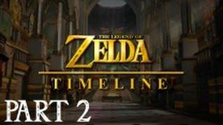 Timeline: The Legend of Zelda - Part 2