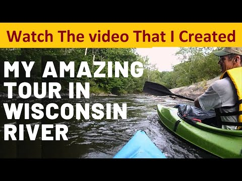 Amazing Video - Wisconsin River Falls & Dells Canoe|Boat Trips|Cruises|Tours: Enjoy USA Tourism from YouTube · Duration:  17 minutes 20 seconds