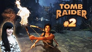 Tomb Raider (2013) Blind Play [Part 2]