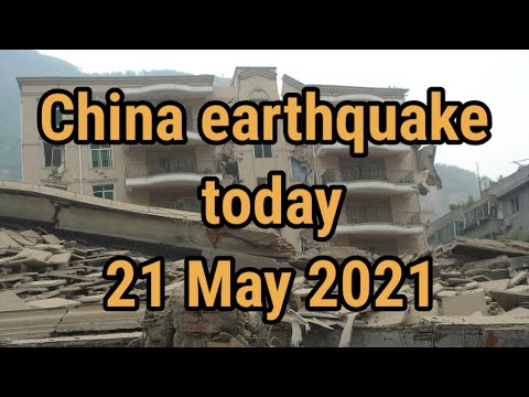 China earthquake today   magnitude 6.0 earthquake strikes near Yunnan, China