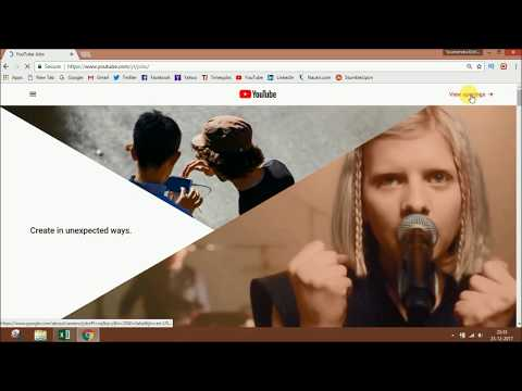 Youtube / Google Career, Youtube Press - Viewers Traffic, Youtube Trends