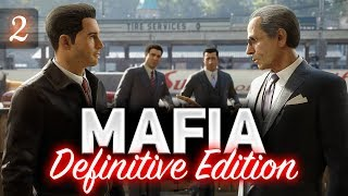 MAFIA: Definitive Edition ☀ Полное прохождение ☀ Часть 2