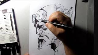 SPEED DRAW HELLBOY