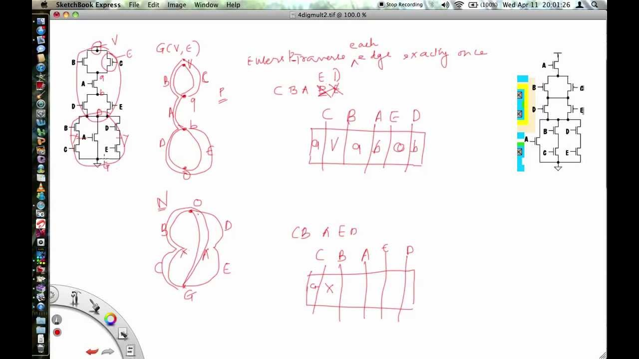 drawing cmos layout [ 1280 x 720 Pixel ]