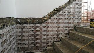 عمل سيراميك 3D ازارة الدرج لاتنسو الاشتراك بالقناة ليصلكم كل جديد