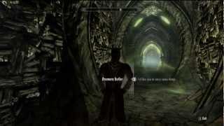 Skyrim DLC Dragonborn: Summon Dremora Servant/Dremora Merchant?!