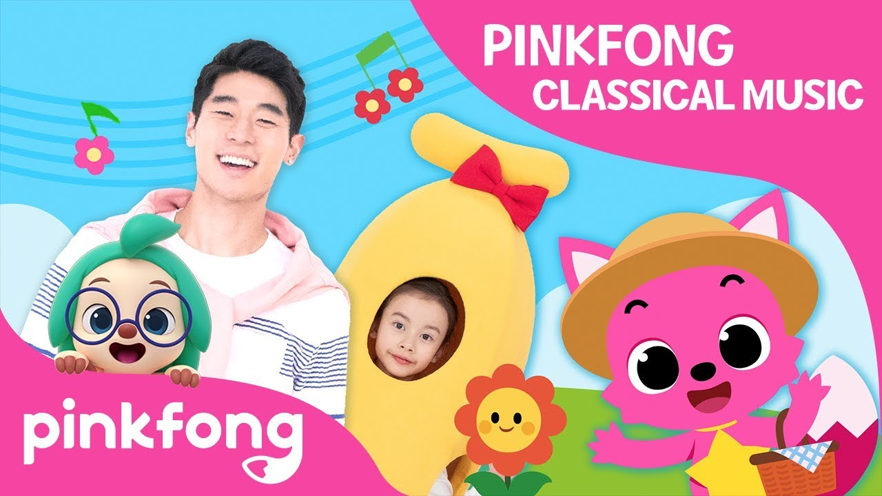 Pinkfong Classical Music: Picnic Songs | Pinkfong Songs for Children