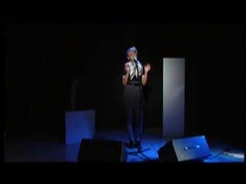 Kissey Aspplund - Fuss'n'Fight (live a capella)