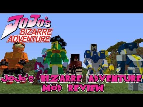 1 6 4] Jojo's Bizarre Adventure Mod Download | Minecraft Forum