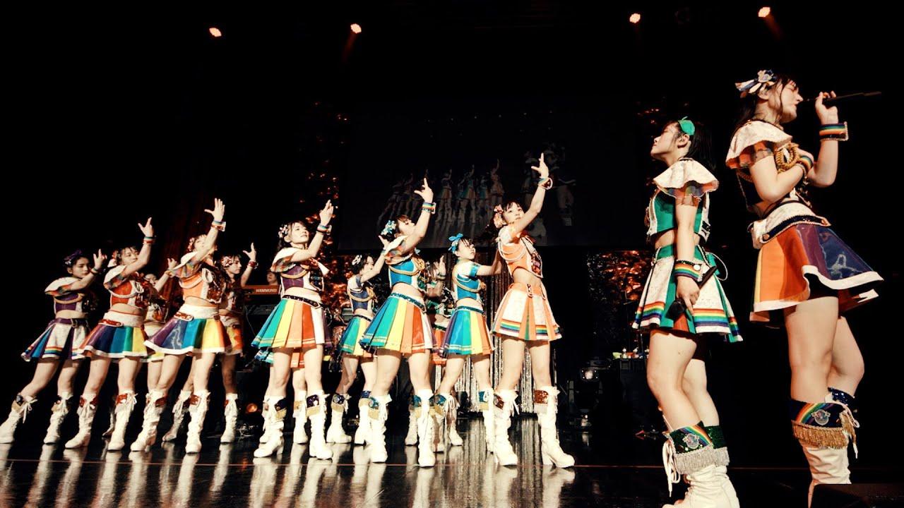 「ココロPRISM」虹のコンキスタドール(虹コン) ライブ映像【RAINBOW JAM2021-SUMMER SHOWER-】