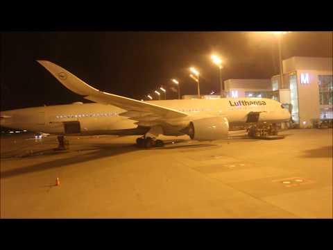 Trip Report | Frankfurt to Munich | Lufthansa Business Class | Airbus A321