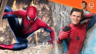 Spider-Man Far From Home Hires Amazing Spider-Man 2 Workers & More Rumors
