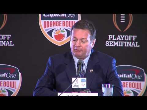 Orange Bowl: Bob Stoops