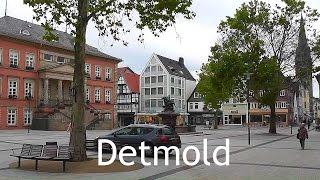 GERMANY: Detmold, city of culture [HD]
