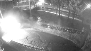 Podpalenie samochodu w Karpaczu