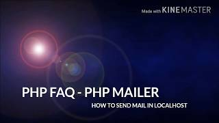 PHP FAQ - HOW TO USE PHP MAILER