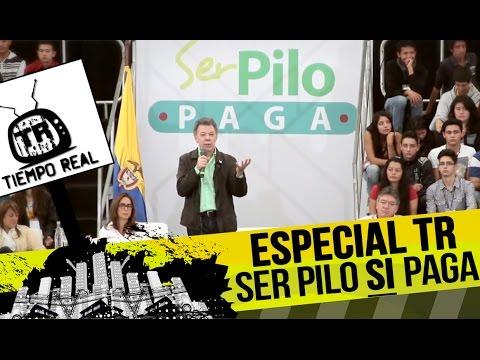 ESPECIAL TR - Ser Pilo SI Paga - Tiempo Real, de Verdad - CALI COLOMBIA