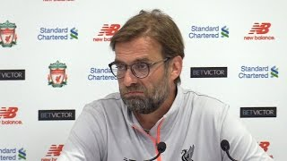 Liverpool 1-2 Crystal Palace - Jurgen Klopp Full Post Match Press Conference