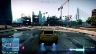 Need for Speed Most Wanted 2012 Alpha Gameplay HD