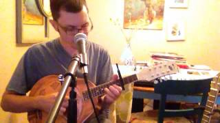(437) Zachary Scot Johnson Concrete and Barbed Wire Lucinda Williams Cover thesongadayproject Scott