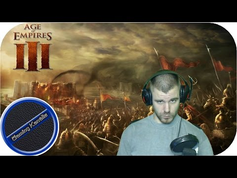 AGE OF EMPIRES III : GUSZTI VS EXPERT A.I.   LIVE