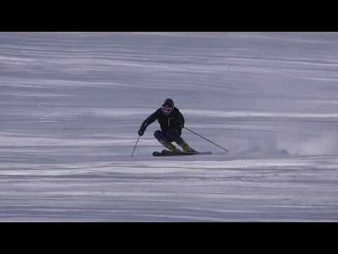 2018 Technical Free Skiing: GS Turns