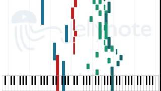 Long, Long Ago - Yuriko Nakamura [Sheet Music]