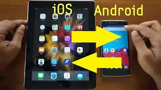 How To Transfer Files Between iOS And Android Devices screenshot 3