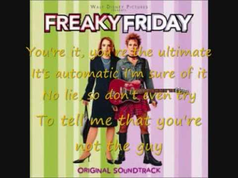 Freaky Friday Ultimate Karaoke w/ lyrics