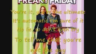 Freaky Friday Ultimate Karaoke w/ lyrics