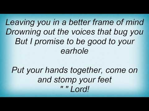 Funkadelic - Good To Your Earhole Lyrics