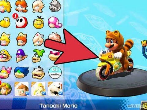 Como Desbloquear Todos Los Personajes De Mario Kart 8