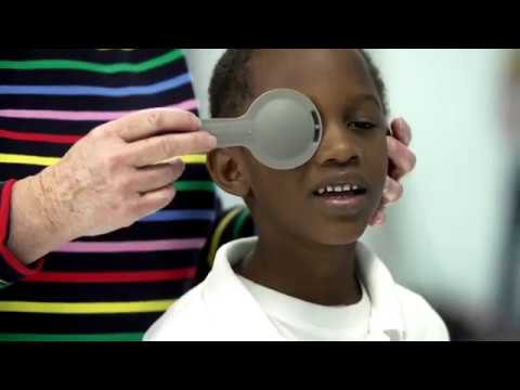 Prevent Blindness Wisconsin Certified Vision Screening at Early View Academy of Excellence