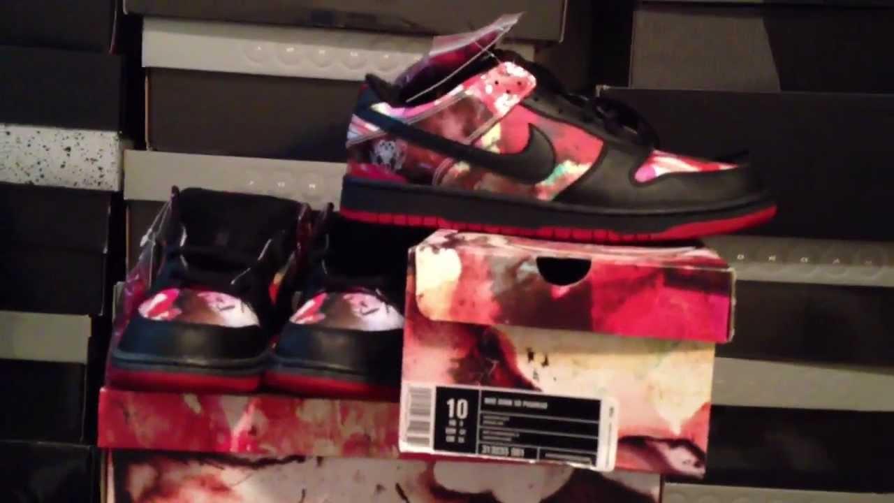 cheaper 735bd 8e852 Nike Dunk SB Pushead Review - Pushead 2 Release in Fall 2012