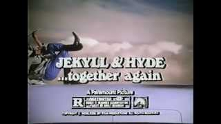 Jekyll and Hyde...Together Again 1982 TV trailer #2