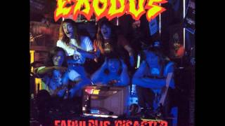 Exodus - [1989] Fabulous Disaster [Full Album]