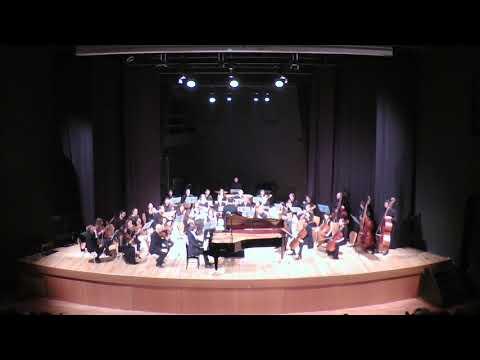 Schumann Piano Concerto Op. 54 - Carlo Guaitoli, Luigi Piovano, R3O
