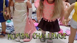 Our Generation vs American Girl Oyuncak Bebek Kombin Challenge!! Bidünya Oyuncak