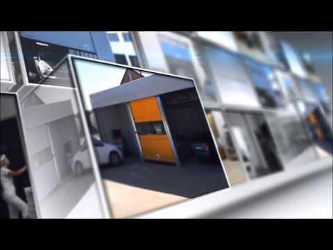 Jamison/BMP Self-Repairing Doors Overview & Jamison/BMP Self-Repairing Doors Overview - YouTube