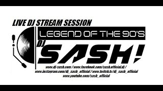 DJ SASH! - The Best Of SASH! (In The Mix)